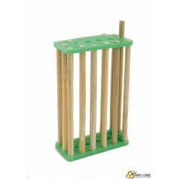 Cage a reine bambou