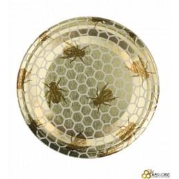 Capsule to82 alveole abeille u