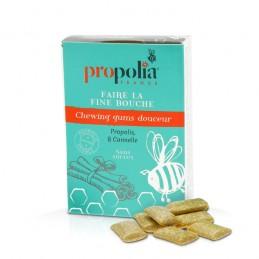 Chewing gum propolis...