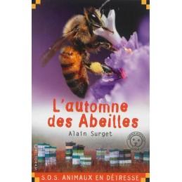 Livre automne des abeilles