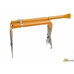 Pince levier orange