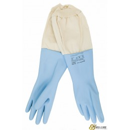 Gants latex t.7