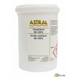 Acide oxalique 800gr