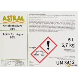 Acide formique 5l 60%