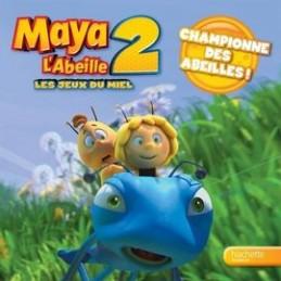 Livre maya l'abeille 2...