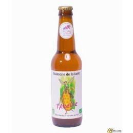 Biere aveille 33cl bio*