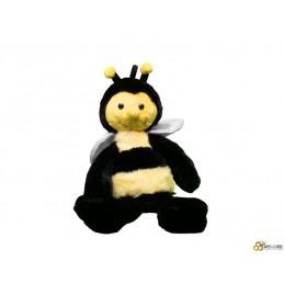 Peluche abeille longue jambe