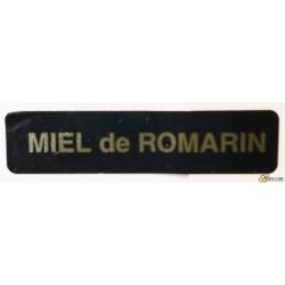 Etiquette romarin x1000